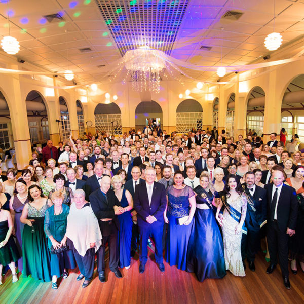 Cloncurry C150 celebrations. Cudeco C150 Gala Ball