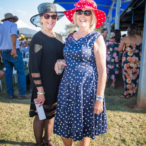 Cloncurry C150 celebrations, Spring Races