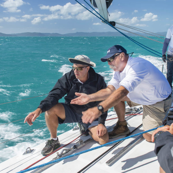 Bumblebee 4 at Airlie Beach Race Week 2018