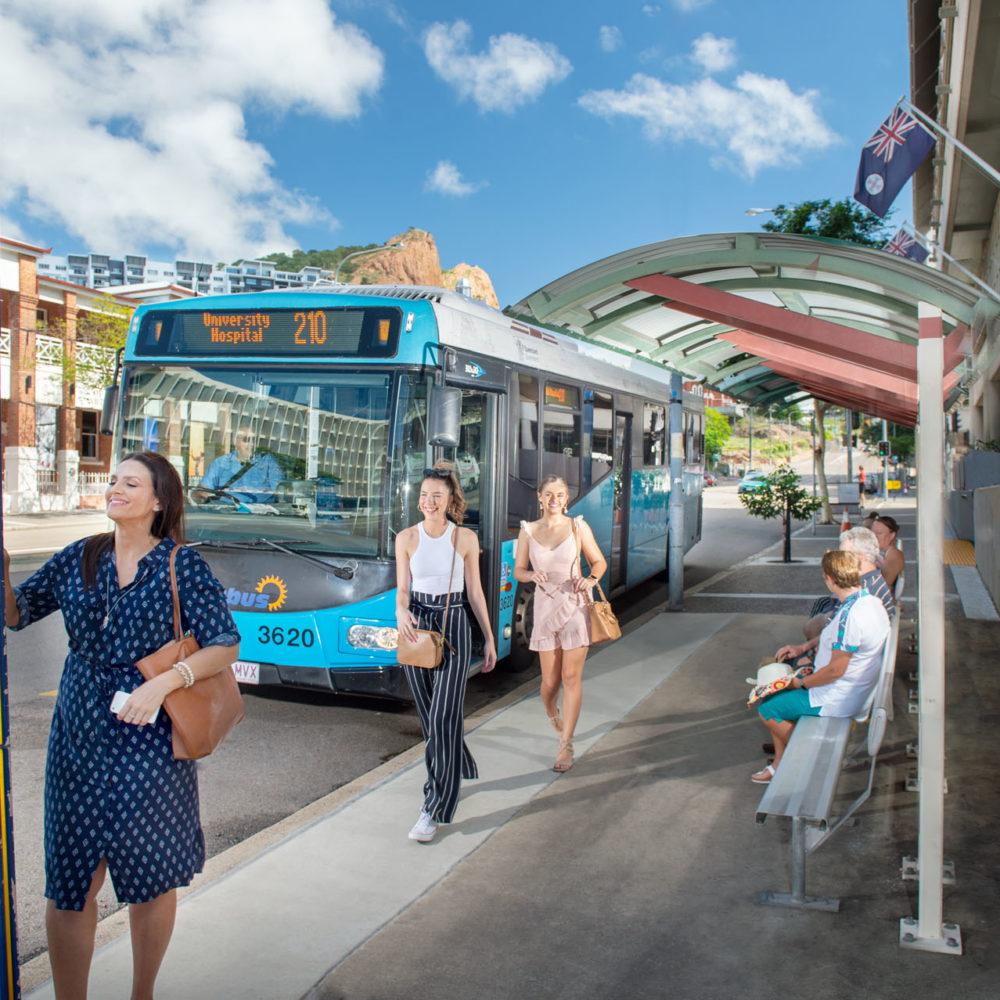Qld Gov Transport Main Roads, Walking Strategy | Townsville, Queensland