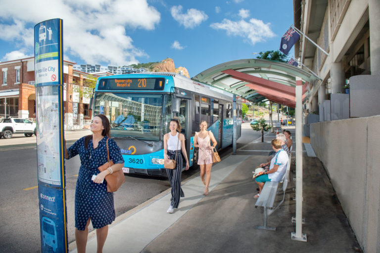 Qld Gov Transport Main Roads, Walking Strategy | Townsville, Queensland