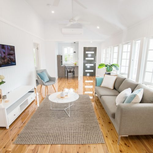 Finished shots of 84 Eleventh Avenue